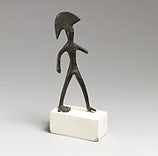 Statuette of Ares ?