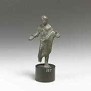 Statuette of an orator ?