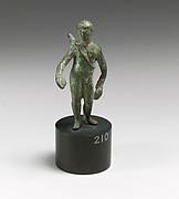 Bronze statuette of Apollo