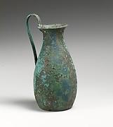 Bronze oinochoe: olpe (jug)