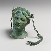 Bronze balsamarium (cosmetics container)