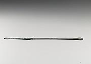 Bronze specillum (probe)