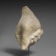 Limestone hand
