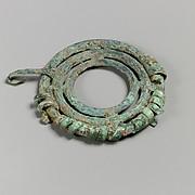 Necklace spiral