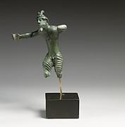 Bronze statuette of Pan