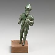 Bronze shepherd