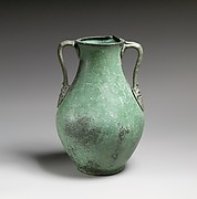 Bronze amphora (two-handled jar)