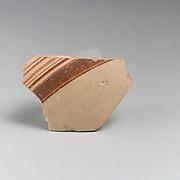 Vase fragment