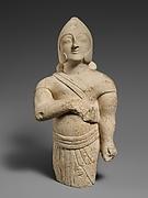 Limestone warrior