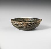 Miniature chlorite bowl