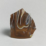 Glass mosaic bowl fragment