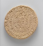 Reproduction of the &quot;Phaistos Disk&quot;