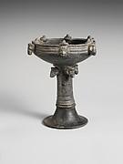 Terracotta chalice