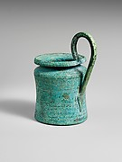 Bronze kyathos (single-handled jug)