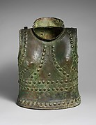 Bronze cuirass (breastplate)