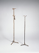 Iron candelabrum