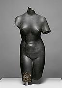 Basalt statue of Aphrodite