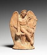 Terracotta Eros