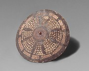 Terracotta shield