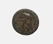Bronze sestertius of Gaius (Caligula)