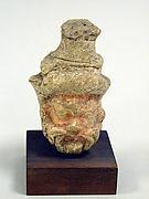 Head of a man, grotesque