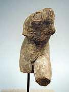Statuette of Aphrodite, fragmentary