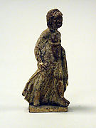 Statuette of a boy