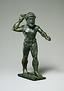 Bronze Herakles