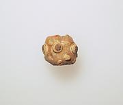 Glass eye bead