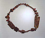 Modern reconstruction of ancient beads