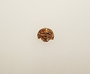 Roundel, medallion with head of Medusa