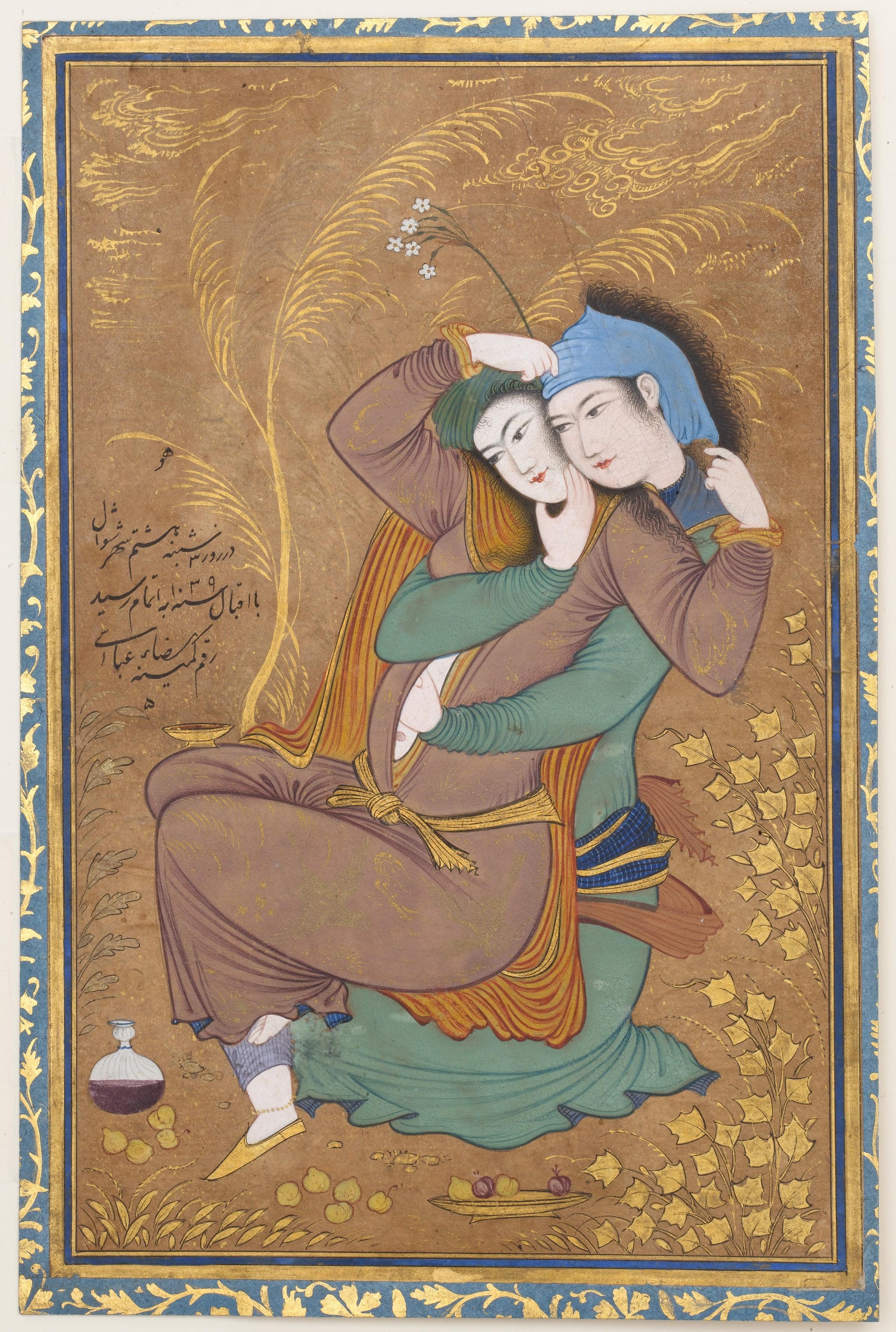Секс по персидский 3 фотография