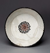 Bowl with Rosette