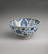 Bowl with Variation of &#39;Baba Nakkas&#39; Design
