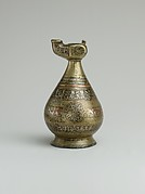 Ewer with Lamp-shaped Spout