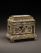 Goanese Filigree Box