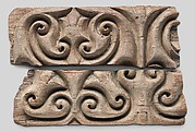 Panel Carved in the