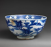 Imitation Blue-and-white Bowl