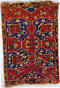 Carpet with Quatrefoil Design