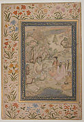 Jahangir Visiting a Holy Man