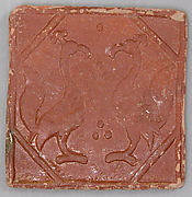Square tile