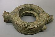 Ring-shaped Ewer