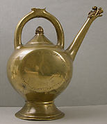 Kettle Ewer with Dragon-Headed Spout