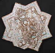 Luster Star-Shaped Tile