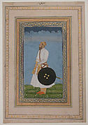 Portrait of Jafar Khan