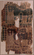 Textile Fragment with Horses