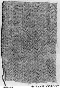 Fragment of Turban Cloth