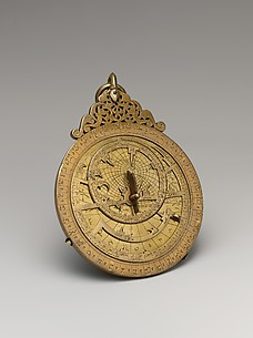 Astrolabe of Umar ibn Yusuf ibn Umar ibn Ali ibn Rasul al-Muzaffari