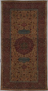 The Anhalt Medallion Carpet