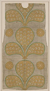 Fragment of a Kaftan Back